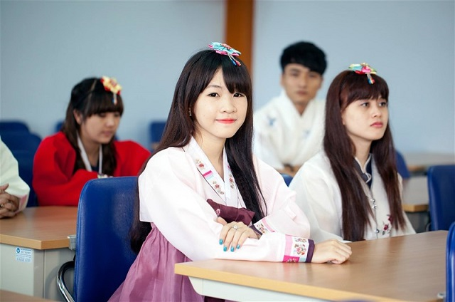 Khóa học tiếng Hàn - 0985 8686 33