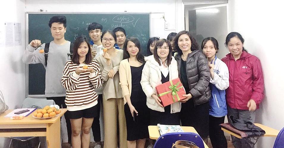 Khóa học Tiếng Anh